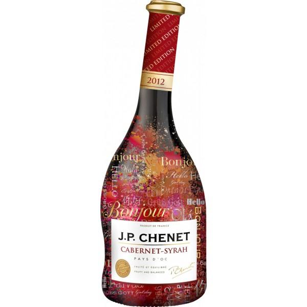 Вино Cabernet Syrah limited edition J. P. Chenet
