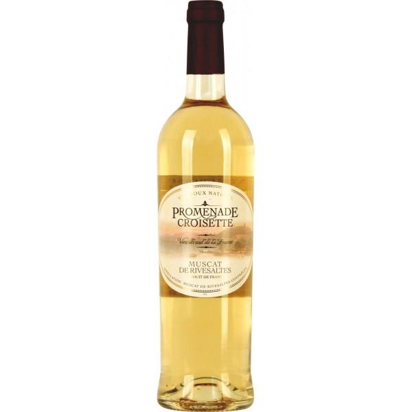 Вино Muscat de Rivesaltes Promenade Croisette 0.75 л
