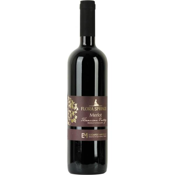Вино Merlot Flora Springs 0.75 л