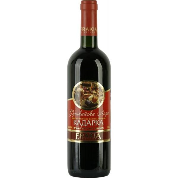 Вино Kadarka Frakiyska loza 0.75 л