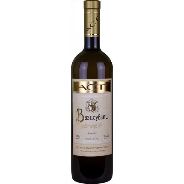 Вино АSТ Vazisubani 2013