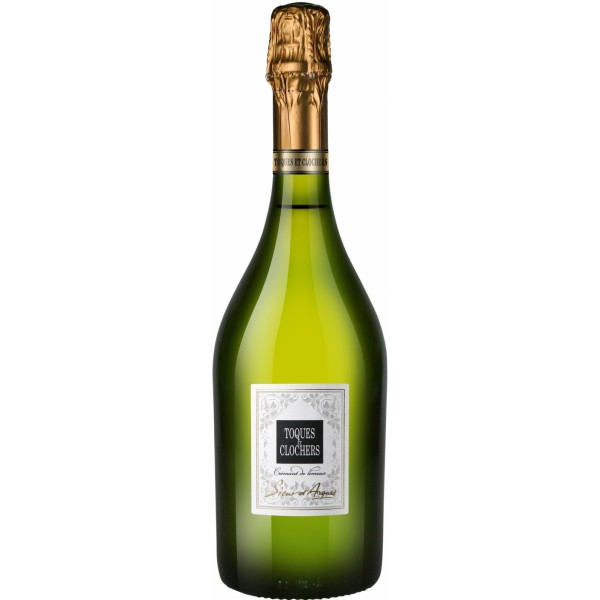 Игристое вино Aimery Sieur D'Arques Toques et Clochers Cremant de Limoux 0.75 л