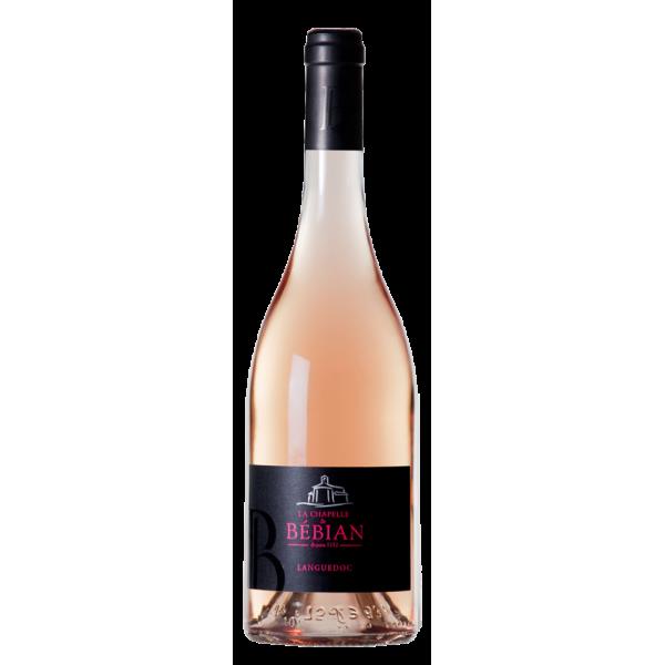 Вино Prieure Saint Jean de Bebian la Chapelle Rose 2014 0.75 л
