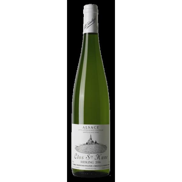 Вино Trimbach Riesling Clos Sainte Hune 2007 0.75 л