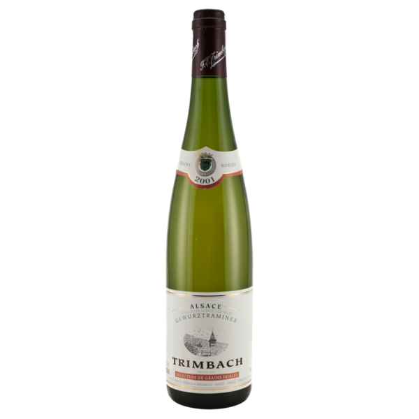 Вино Trimbach Gewurztraminer Selection de Grains Nobles 2007 0.75 л