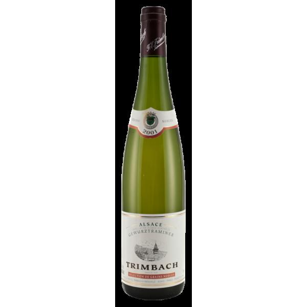 Вино Trimbach Gewurztraminer Selection de Grains Nobles 2001 0.75 л
