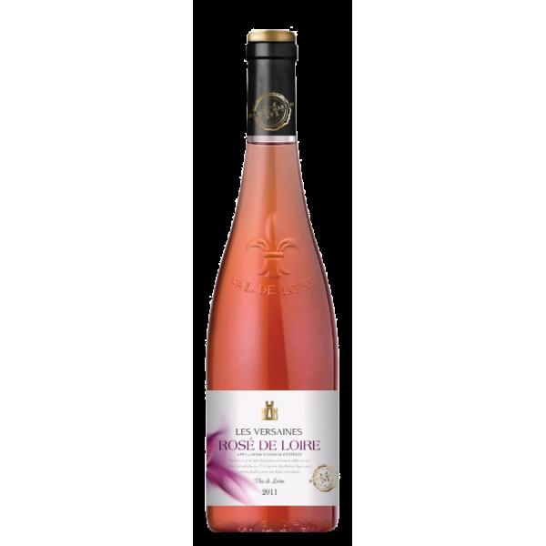 Вино Marcel Martin Rose de Loire les Versaines 2011 0.75 л