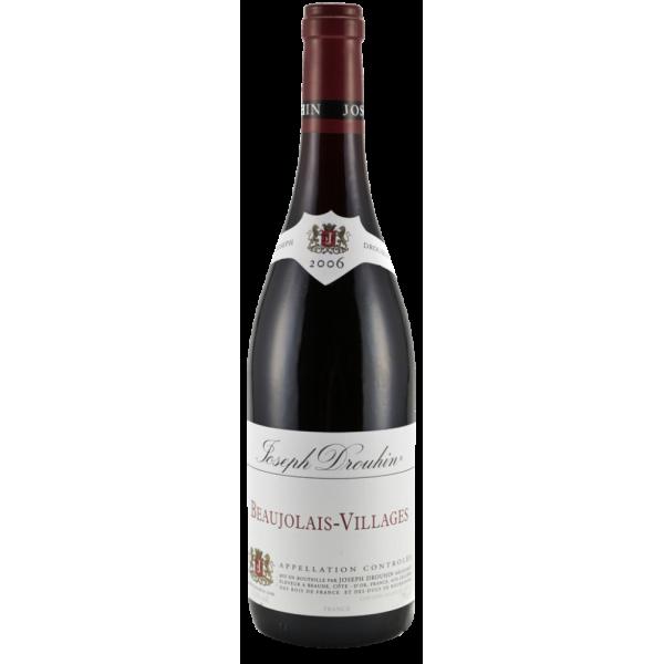 Вино Joseph Drouhin Beaujolais Villages 2012 0.75 л