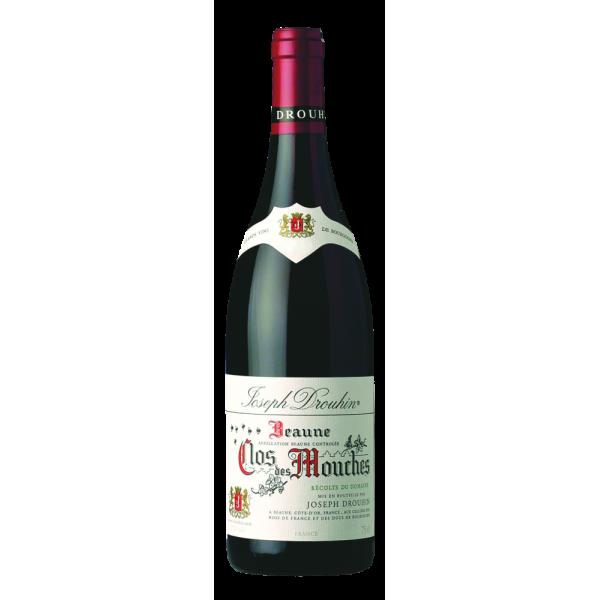 Вино Joseph Drouhin Beaune Premier Cru Clos des Mouches 2011 0.75 л