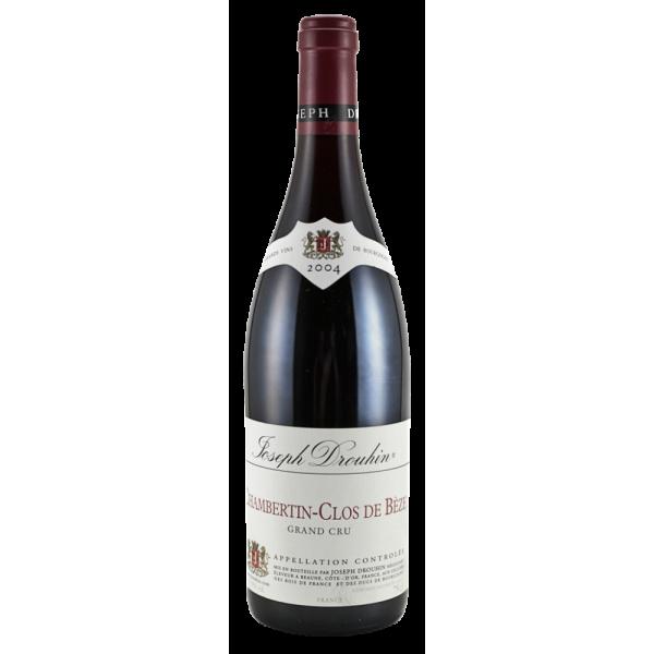Вино Joseph Drouhin Chambertin Clos de Beze Grand Cru 2008 0.75 л