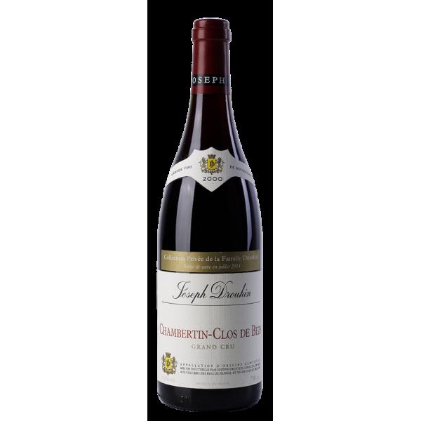Вино Joseph Drouhin Chambertin Clos de Beze Grand Cru 2000 0.75 л