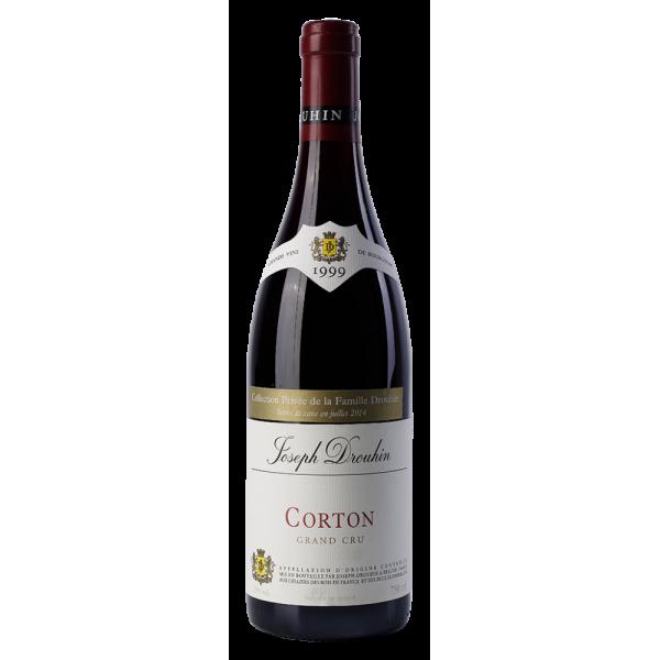 Вино Joseph Drouhin Corton Grand Cru Bressandes 1999 0.75 л