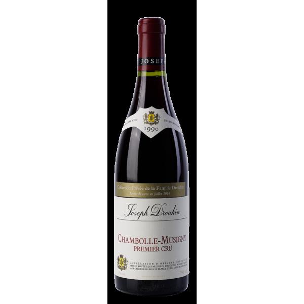 Вино Joseph Drouhin Chambolle Musigny 1990 0.75 л