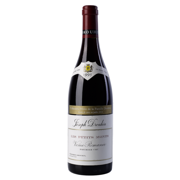 Вино Joseph Drouhin Vosne Romanee Premier Cru Les Petits Monts 1995 0.75 л