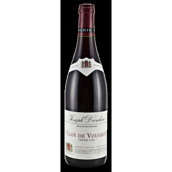 Вино Joseph Drouhin Clos de Vougeot Grand Cru 2011 0.75 л