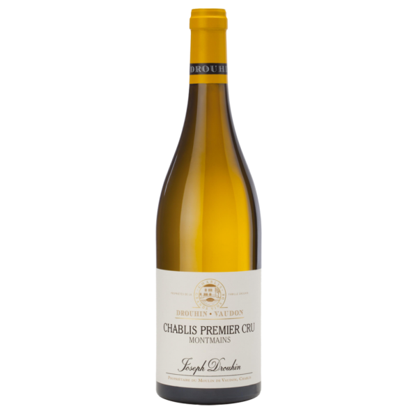 Вино Joseph Drouhin Chablis Premier Cru Montmains 2012 0.375 л