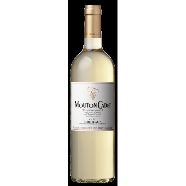 Вино Baron Philippe de Rothschild Mouton Bordeaux Blanc 2013 0.75 л