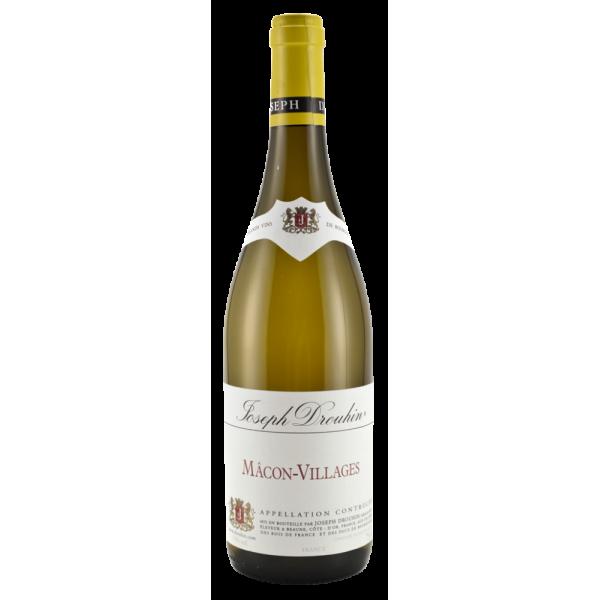 Вино Joseph Drouhin Macon Villages 2016 0.75 л
