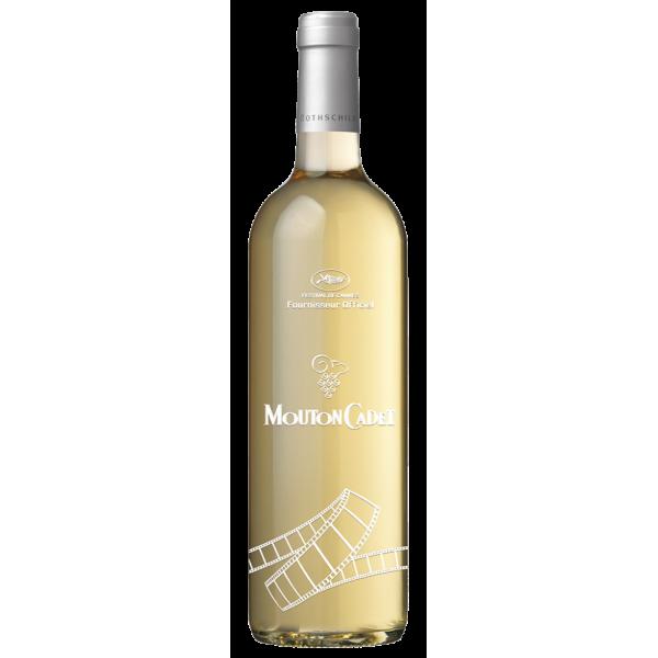 Вино Baron Philippe de Rothschild Cadet Bordeaux Blanc 2014 0.75 л