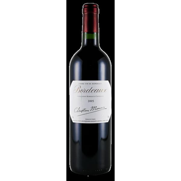 Вино Christian Moueix Bordeaux 2012 0.75 л