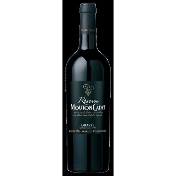 Вино Baron Philippe de Rothschild Cadet Graves Rouge 2012 0.75 л