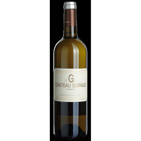 Вино Chateau Guiraud Le G 2013 0.75 л