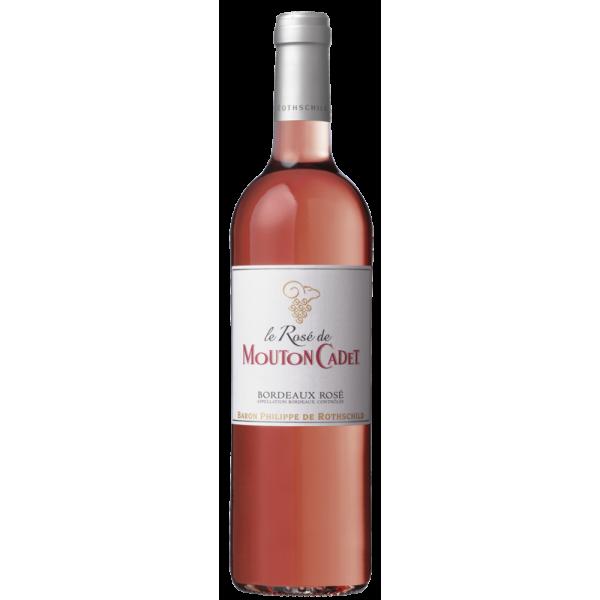 Вино Baron Philippe de Rothschild le Rose de Mouton Cadet 2013 0.75 л