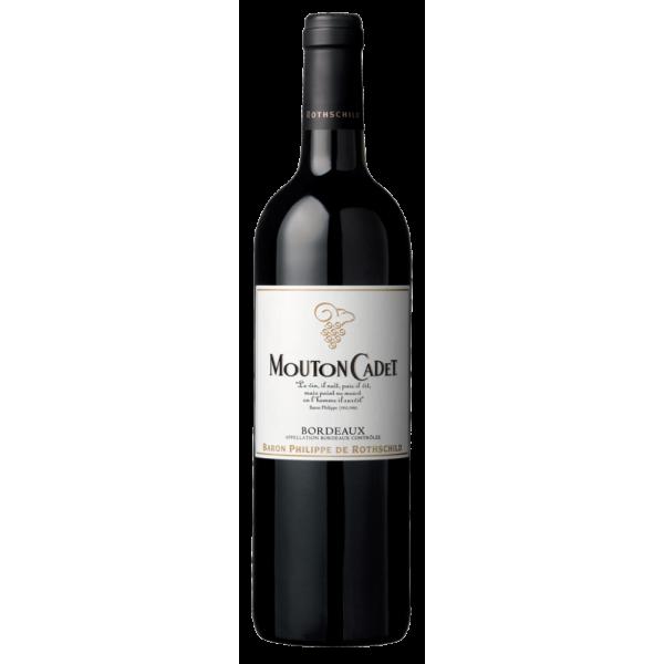 Вино Baron Philippe de Rothschild Cadet Bordeaux Rouge 2012 0.75 л