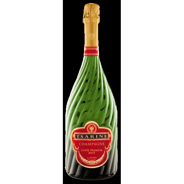 Шампанское Chanoine Tsarine Cuvee Premium Brut 1.5 л