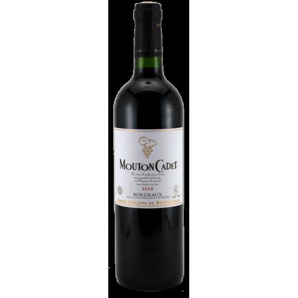 Вино Baron Philippe de Rothschild Cadet Bordeaux Rouge 2013 0.75 л