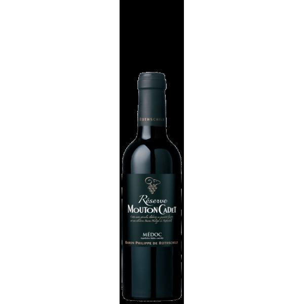Вино Baron Philippe de Rothschild Mouton Cadet Medoc 2011 0.375 л