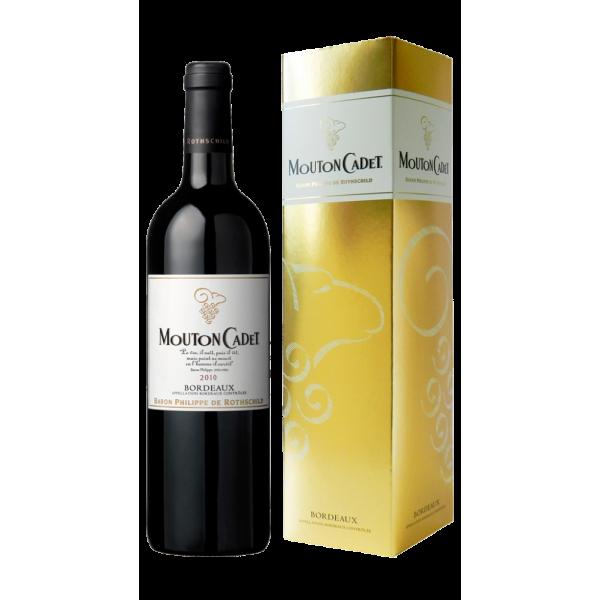 Вино Baron Philippe de Rothschild Bordeaux Rouge 2012 0.75 л