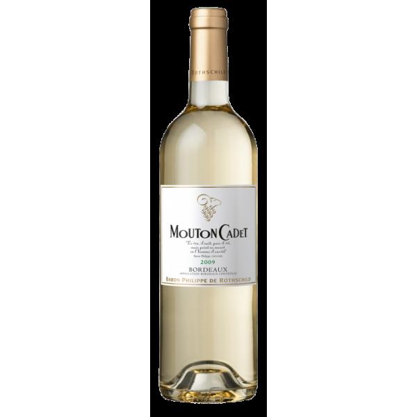 Вино Baron Philippe de Rothschild Mouton Bordeaux Blanc 2012 0.75 л