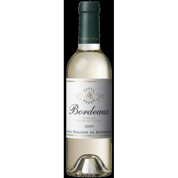 Вино Baron Philippe de Rothschild Bordeaux Blanc 2012 0.375 л