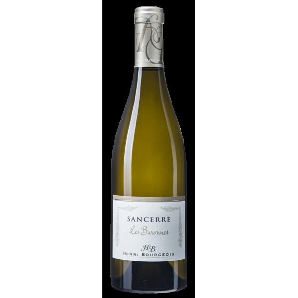Вино Henri Bourgeois Sancerre Blanc Les Baronnes 2016 0.375 л