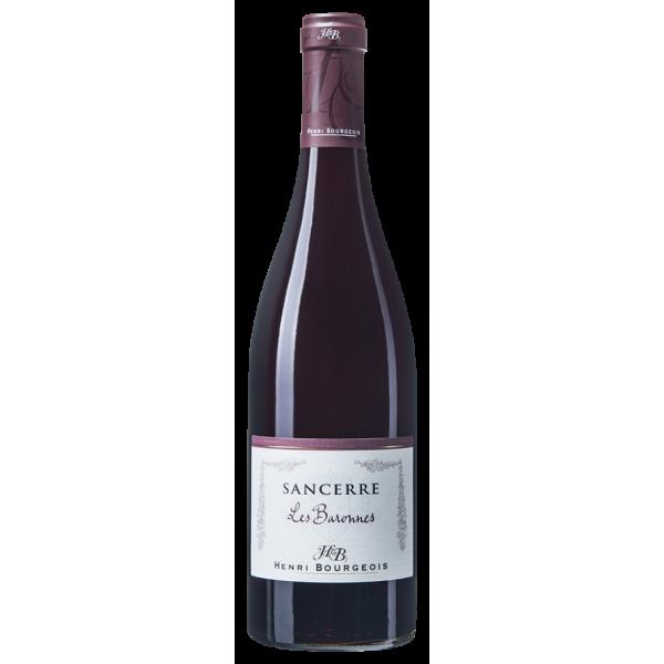 Вино Henri Bourgeois Sancerre Rouge Les Baronnes 2011 0.75 л