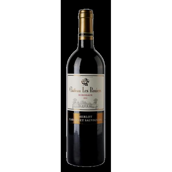 Вино Chateau Les Rosiers Rouge 0.75 л