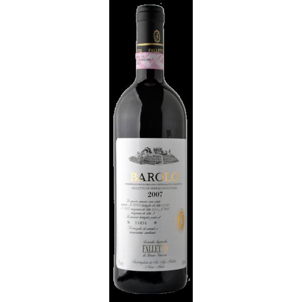 Вино Barolo Falletto Bruno Giacosa 2007 0.75 л