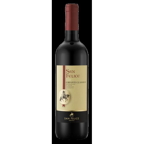 Chianti Classico San Felice Вино