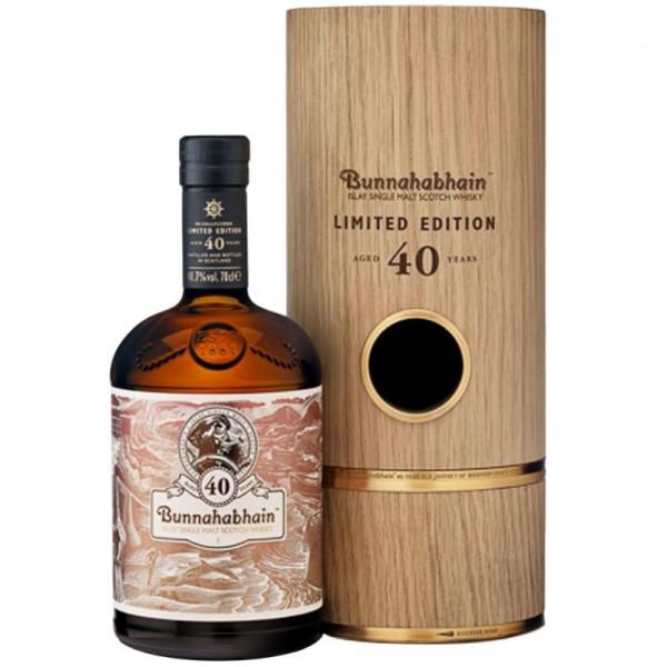 Виски Bunnahabhain 40 Years 0.7 л