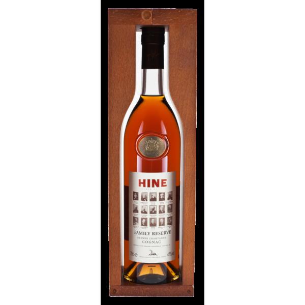 Коньяк Hine Family Reserve Grande Champagne 0.7 л
