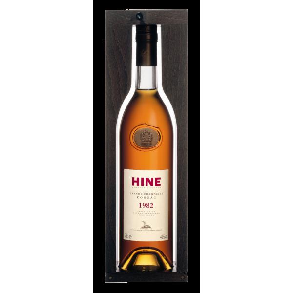 Коньяк Hine Vintage Grande Champagne 1982 0.7 л