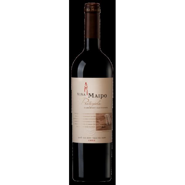 Вино Cabernet Sauvignon Protegido Vina Maipo 2009 0.75 л