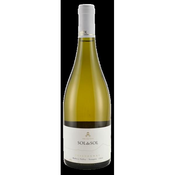 Вино Vina Aquitania Sol de Sol 2009 0.75 л