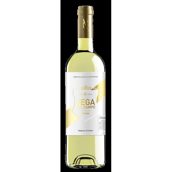 Вино Vega del Campo Verdejo 2013 0.75 л