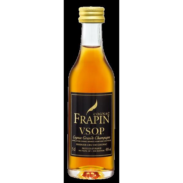 Коньяк Frapin VSOP Grande Champagne 1er Grand Cru du Cognac 0.05 л