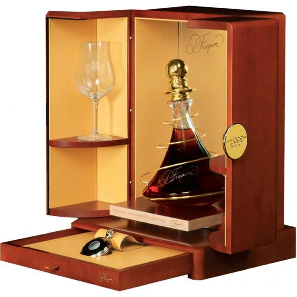 Коньяк Cuvee Pierre Frapin e Prestige du Temps Cognac 0.7 л