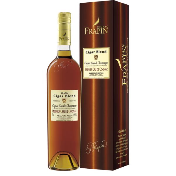Коньяк Frapin Cigar Blend Vieille 1er Grand Cru du Cognac 0.7 л