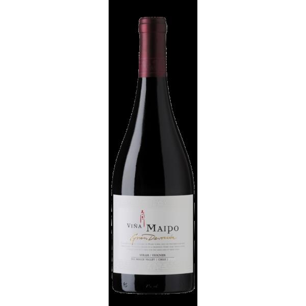 Вино Gran Devocion Syrah/Viogner Vina Maipo 2012 0.75 л