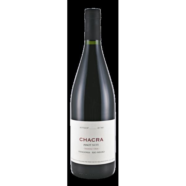 Вино Chacra Treinta y Dos Bodega Chacra 2012 0.75 л